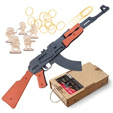 ARMA.toys Резинкострел «АК-47» (окрашенный)