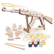 ARMA.toys Автомат-резинкострел под раскраску