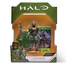 "Игрушка HALO - фигурка героя UNSC Marine 3.75"" с аксессуарами"
