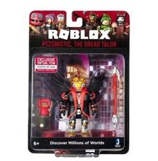 Игрушка Roblox - фигурка героя PeZsmistic, the Dread Talon (Core) с аксессуарами