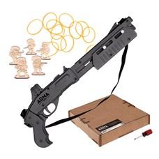 ARMA.toys Дробовик «Ремингтон» укороченный резинкострел