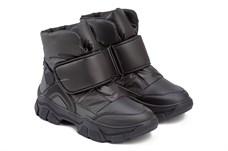 JOGDOG ботинки детские, цвет черный клайдер