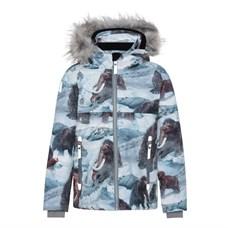 MOLO Куртка Castor Fur Mammoth