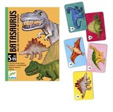 DJECO Детская наст.карт.игра Динозавры