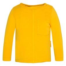 TUC TUC Лонгслив желтый - базовый