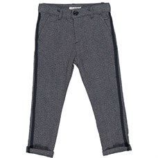 Trybeyond брюки TROUSERS WOOLEN FABRIC WITH ZIP