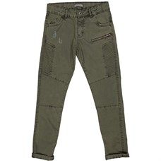 Trybeyond брюки TROUSERS DRILL STRETCH WITH ZIP