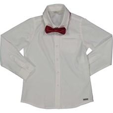 Trybeyond Рубашка с галстуком-бабочкой