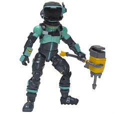 Игрушка Fortnite - фигурка Toxic Trooper с аксессуарами