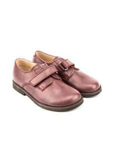 BEBERLIS Ботинки кожаные на липучке