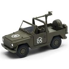 Игрушка военный автомобиль с пулемётом