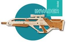 Игрушка TARG модель для сборки Invader