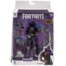 Игрушка Fortnite - фигурка героя Raven с аксессуарами (LS)