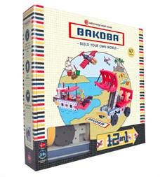 Мягкий конструктор BAKOBA (экскаватор)