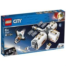 Игрушка Город Лунная космическая станция