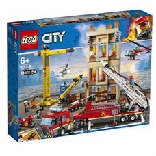 Игрушка Город Пожарные: Центральная пожарная станция