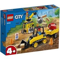 Игрушка Город Great Vehicles Строительный бульдозер