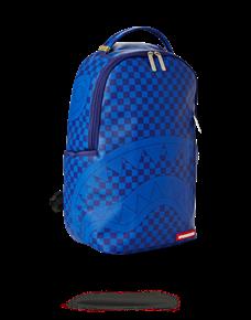 SprayGround Рюкзак BLUE CHECKERED