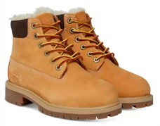 Timberland БОТИНКИ 6 INCH PREMIUM WP FAUX SHEARLING BOOT WATERPROOF