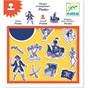 DJECO Набор штампов Пираты - фото 10325