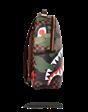 Sprayground Рюкзак CHECKERED CAMO SHARK BACKPACK - фото 10887