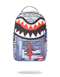 SprayGround Рюкзак SPIDERMAN UPSIDE DOWN SHARK BACKPACK - фото 8964